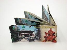 折叠门票与卷装门票印刷的区别