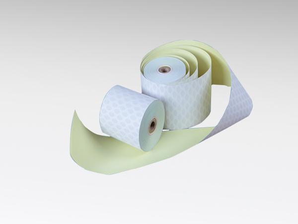 冠威浅谈无碳纸的用途和结构