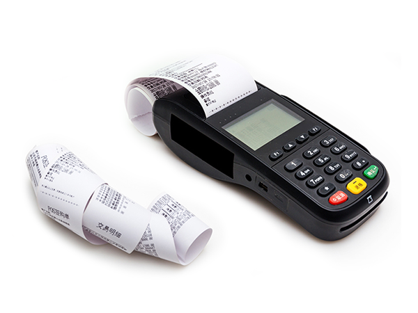 POS机热敏纸和ATM热敏纸规格与型号大全