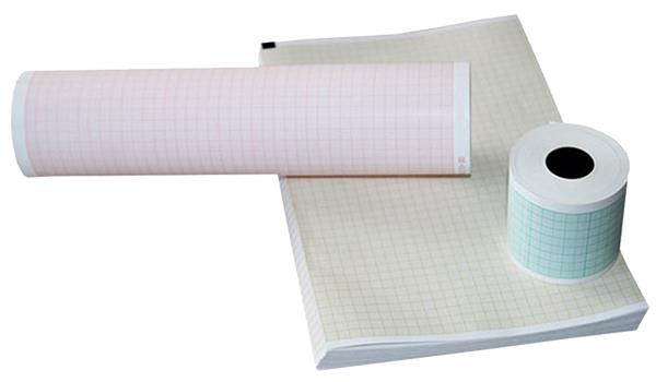 心电图打印纸规格及原理
