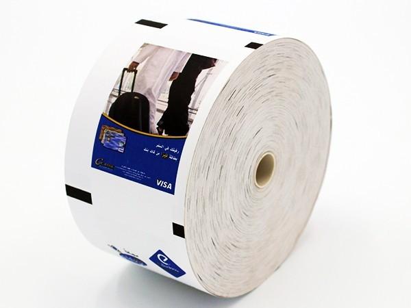 热敏纸广告印刷