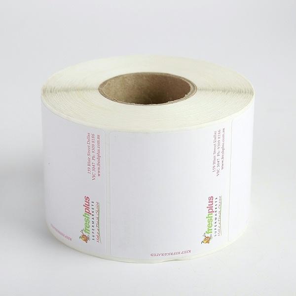 不同的不干胶标签的应用以及作用