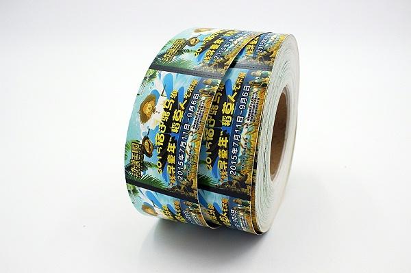 你知道门票印刷用的是什么材料的纸张吗?