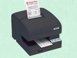 浅谈热敏纸打印机原理